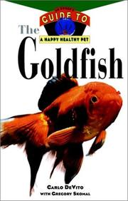 Cover of: The goldfish | Carlo DeVito