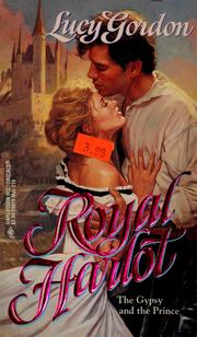 Cover of: Royal harlot | Lucy Gordon