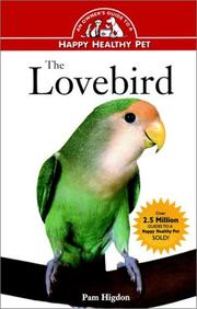 The lovebird by Pam Higdon