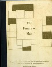 Cover of: The family of man | Edward Steichen