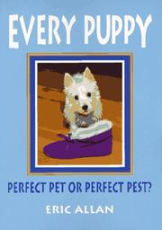 Cover of: Every puppy | Eric Allan