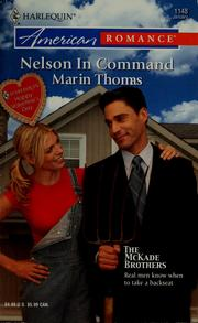 Cover of: Nelson In Command | Marin Thomas