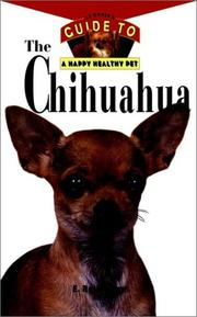 Cover of: The Chihuahua