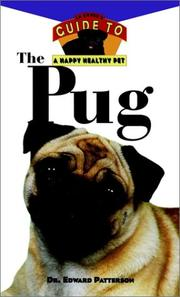 Cover of: The Pug