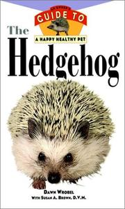 Cover of: The hedgehog