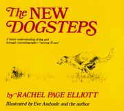 Cover of: The new dogsteps | Rachel Page Elliott