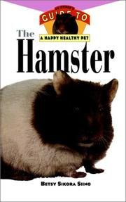 Cover of: The hamster | Betsy Sikora Siino