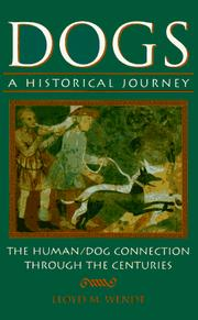 Cover of: Dogs: A Historical Journey