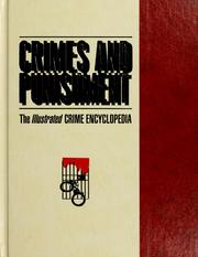 Cover of: Crimes and punishment |