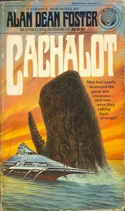 Cover of: Cachalot: a novel