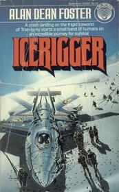 Cover of: Icerigger | Alan Dean Foster