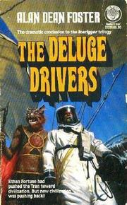 The deluge drivers by Alan Dean Foster