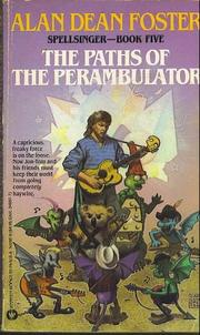 Cover of: The paths of the perambulator