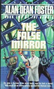 Cover of: The false mirror: Book Two of the Damned