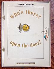 Cover of: Who's there? Open the door!