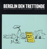 Berglin den trettonde by Jan Berglin