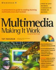 Cover of: Multimedia | Tay Vaughan