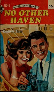 Cover of: No other haven | Kathryn Blair