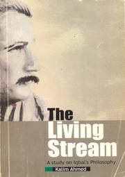 Cover of: The Living Stream |