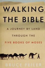 Walking the Bible by Bruce S. Feiler