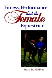 Cover of: Fitness, performance, and the female equestrian