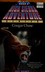 Cover of: Cougar chase