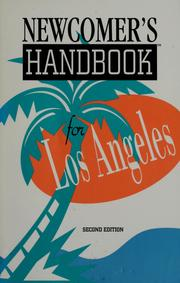 Newcomer's Handbook for Los Angeles (Newcomer's Handbooks) by Stacey Ravel Abarbanel