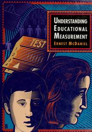 Understanding educational measurement