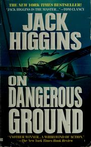 Cover of: On dangerous ground
