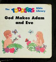 Cover of: God makes Adam and Eve | Beers, V. Gilbert