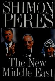 Cover of: The New Middle East by Shimon Peres
