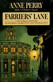 Cover of: Farriers' Lane