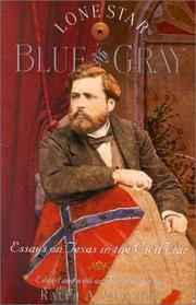 Cover of: Lone Star Blue and Gray |