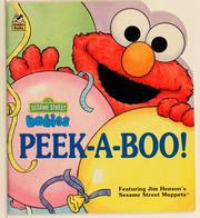 Cover of: Peek-a-boo!