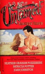 Cover of: Untamed: Maverick Hearts (3 Stories in 1 Volume)