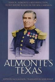 Cover of: Almonte's Texas