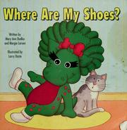 Cover of: Where are my shoes?