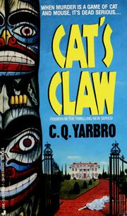 Cover of: Cat's Claw