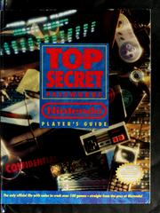 Cover of: Top secret passwords | Gail Tilden