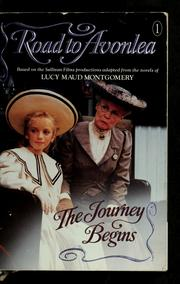 Cover of: Road to Avonlea