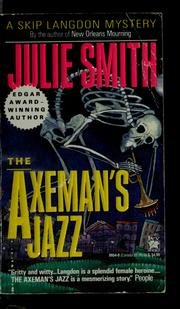 Cover of: The Axeman's jazz