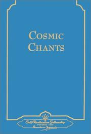 Cover of: Cosmic Chants