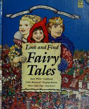 Cover of: Look and find fairy tales