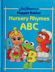 Cover of: Nursery rhymes ABC