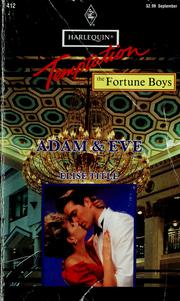 Cover of: Adam and Eve