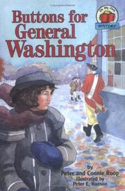 Cover of: Buttons for General Washington