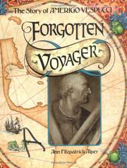 Cover of: Forgotten voyager