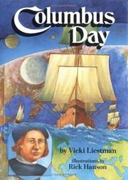 Cover of: Columbus Day | Vicki Liestman