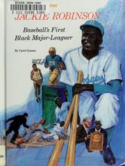 Cover of: Jackie Robinson | Carol Greene