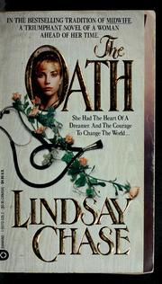 Cover of: The oath | Lindsay Chase